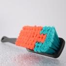 handbürste mit langem stiel
