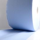 handpapier-rolle blau 3-lagig